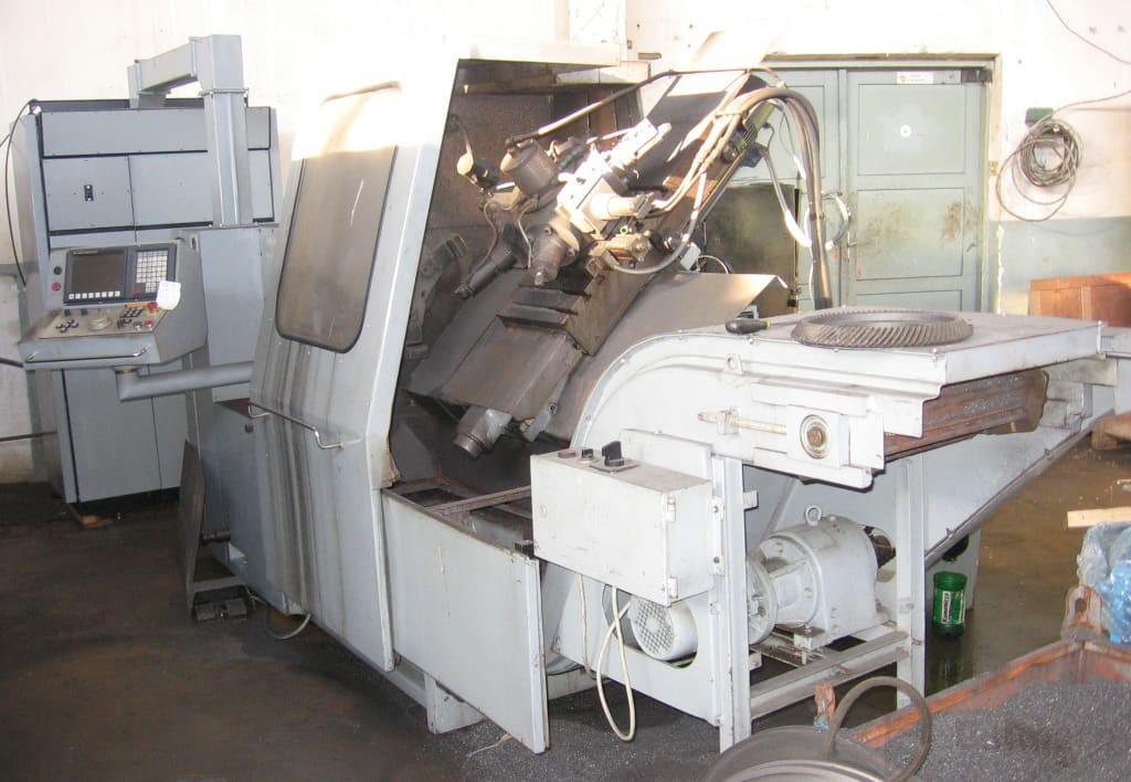 Tokarka TZC 32 - System TSD