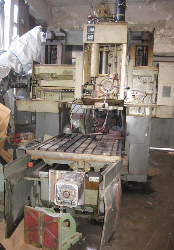 Maszyna współrzędnościowa HECKERT BKoZ 900x1400