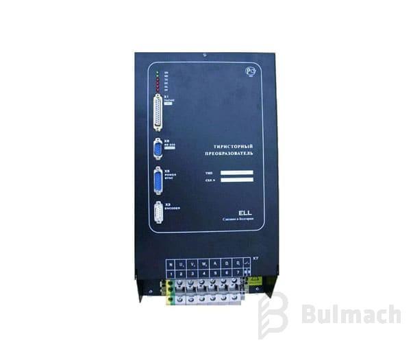 12XXX /400 przetwornice tyrystorowe dla serii cyfrowych serwonapędów