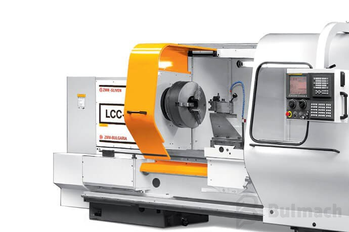 Tokarka CNC LCC1250