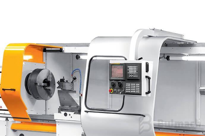 Tokarka CNC LCC800, LCC1000