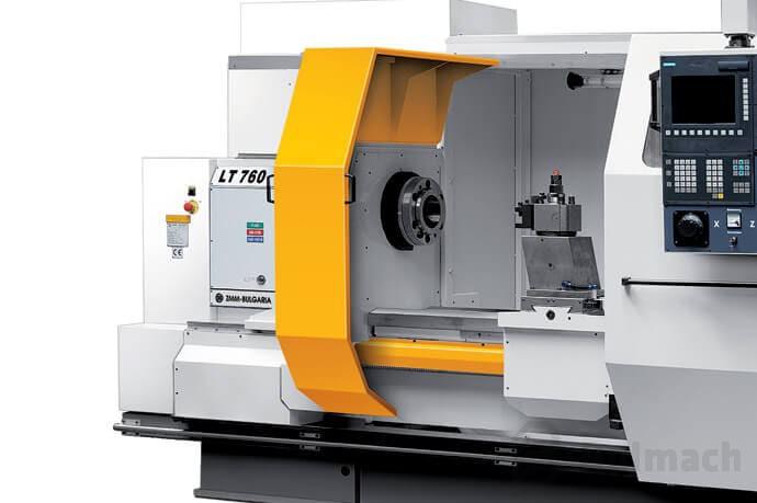 Tokarka CNC LT760, LT860