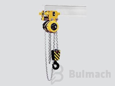 Ręczne wciągniki łańcuchowe typu MK