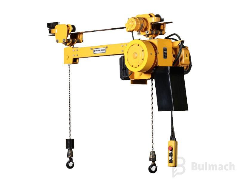 Elektryczny wciągnik łańcuchowy typu BDH