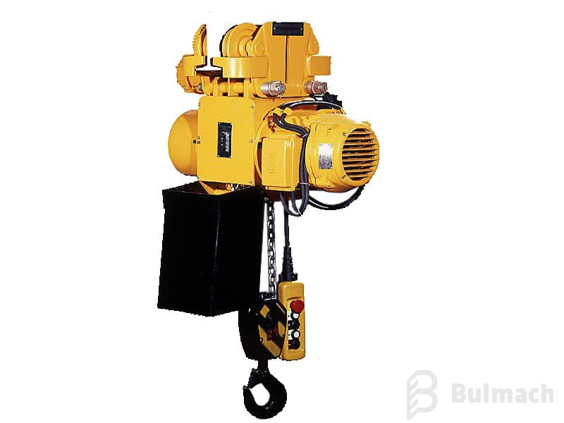 Elektryczny wciągnik łańcuchowy typu BY