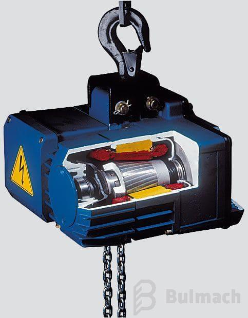 Elektryczny wciągnik łańcuchowy typu EB