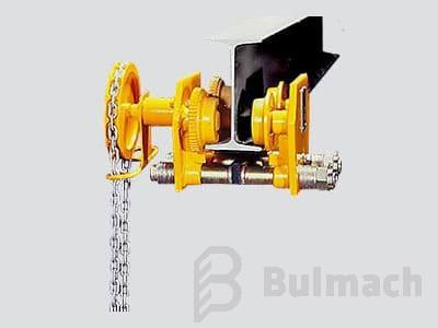 Wózek z napędem łańcuchowym typu RK