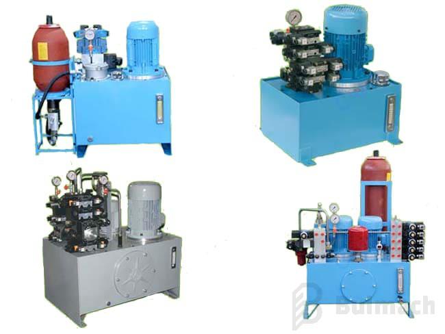 Miniagregaty hydrauliczne