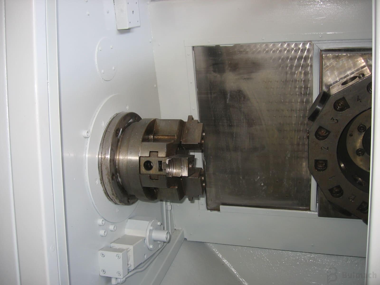 Tokarka CT 256 – System TSD + Serwo Napędy i Napęd Główny FANUC
