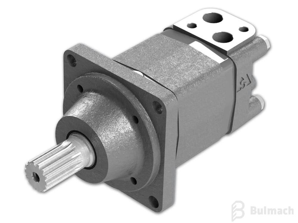 Silniki hydrauliczne M+S  seria średnia