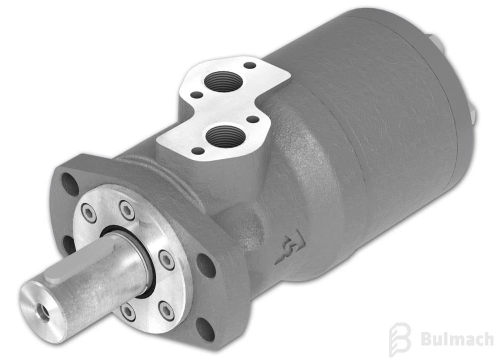Silniki hydrauliczne M+S seria lekka