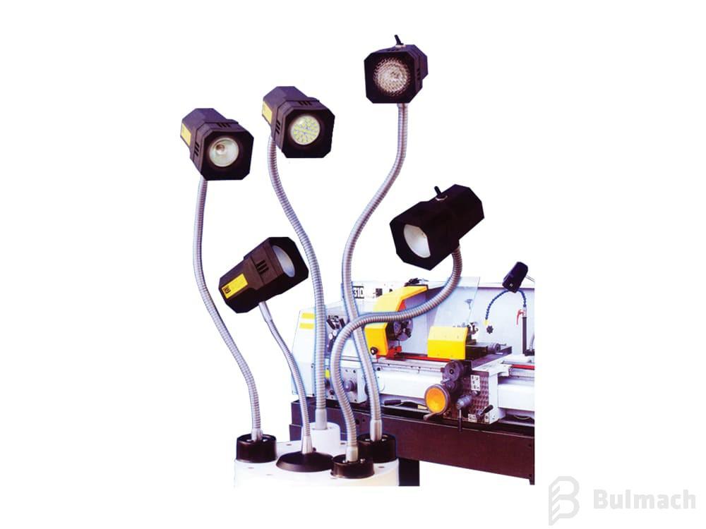 Oświetlenie maszyn