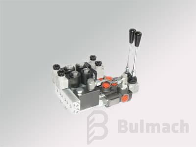 Rozdzielacze ze sterowaniem elektro-hydraulicznym
